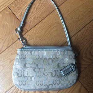 NWOT FREE with purchase of coach purse see below